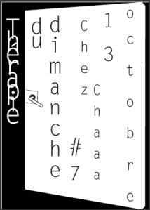 Affiche TDD7