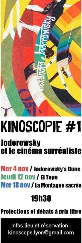 flyer kinoscopie #1